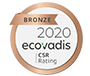 ecovadis certification