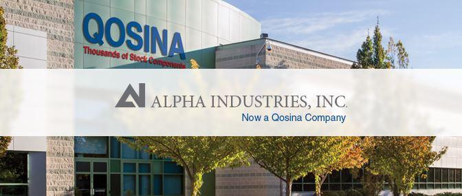 Qosina Acquires Alpha Industries, Inc.