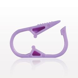 Pinch Clamp, Purple - 11089