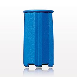 Vented Dust Cap, Blue - 11341
