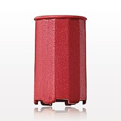 Vented Dust Cap, Red - 11350