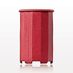 Vented Dust Cap, Red - 11360
