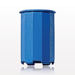 Vented Dust Cap, Blue - 11361