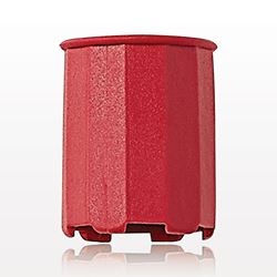 Vented Dust Cap, Red - 11380