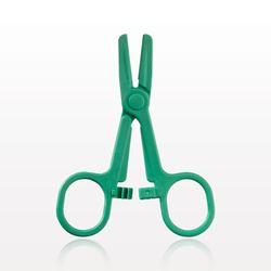 Locking Forceps, Green - 12128