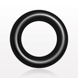 O-Ring, Black, AS-008 - 13032