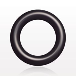 O-Ring, Black, AS-009 - 13033