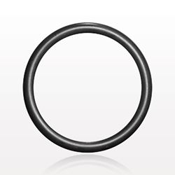 O-Ring, Black, AS-016 - 13039