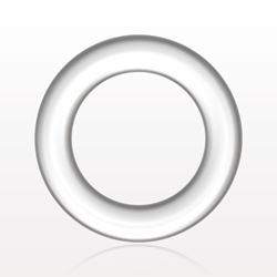 O-Ring, Clear, AS-009 - 13202