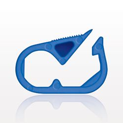 Pinch Clamp, Blue - 13618