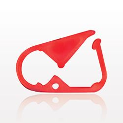 Pinch Clamp, Red - 140081