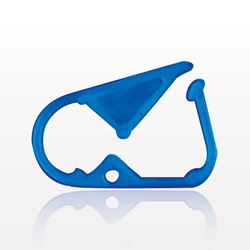 Pinch Clamp, Blue - 140083