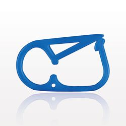Pinch Clamp, Blue - 140143