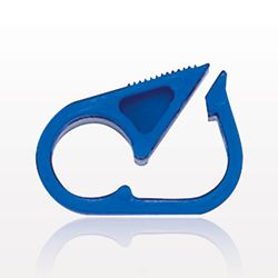 Pinch Clamp, Blue - 14040