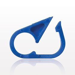 Pinch Clamp, Blue - 14065