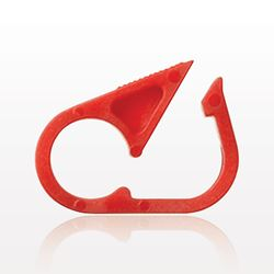 Pinch Clamp, Red - 14066