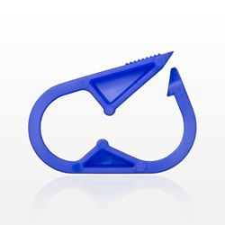 Pinch Clamp, Blue - 14100