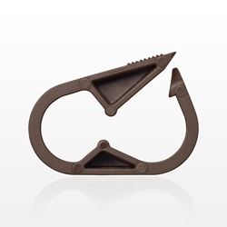 Pinch Clamp, Brown - 14103
