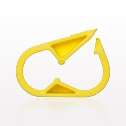 Pinch Clamp, Yellow - 14104