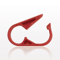 Pinch Clamp, Red - 31323
