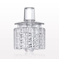 Male ENFit™ Connector, Clear - 40037