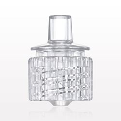 Male ENFit™ Connector, Clear - 40038
