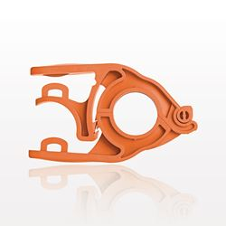 PharmaLok™ Clamp, Orange - 51630