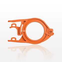 PharmaLok™ Clamp, Orange - 51631