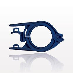PharmaLok™ Clamp, Blue - 51635