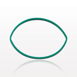 Retainer Bands, Green, Latex Free - 99916