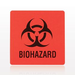 Biohazard Label - 99931