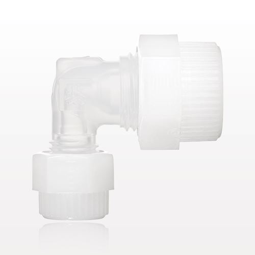 Furon® Grab Seal™ Compression Fitting, Union Elbow Reducer - IMP24UER