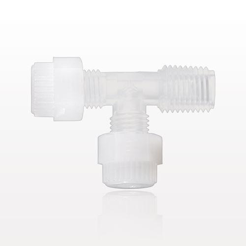 Furon® Grab Seal™ Compression Fitting, Male Run T - IMP4MRT