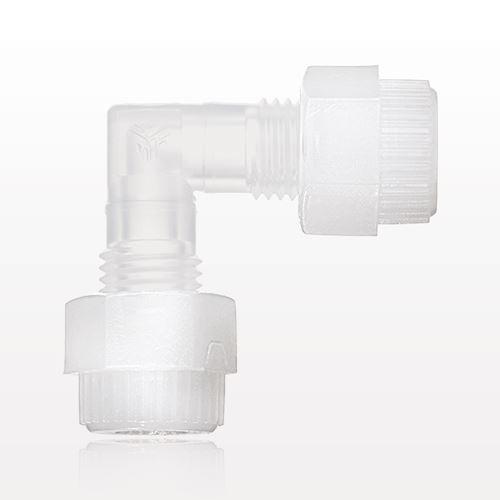 Furon® Grab Seal™ Compression Fitting, Union Elbow - IMP4UE