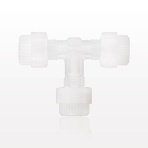 Furon® Grab Seal™ Compression Fitting, Union T - IMP4UT