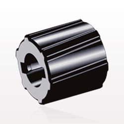 Fixed Lock Ring, Black - LMSL31