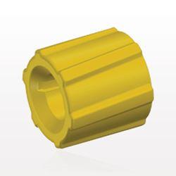 Fixed Lock Ring, Yellow - LMSL32