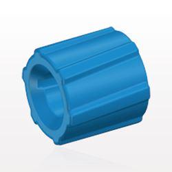 Fixed Lock Ring, Blue - LMSL33