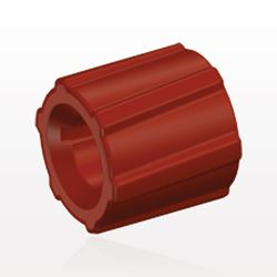 Fixed Lock Ring, Red - LMSL34