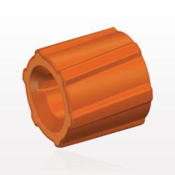 Fixed Lock Ring, Orange - LMSL36