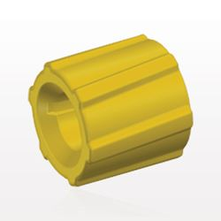 Spin Lock Ring, Yellow - LMSR32
