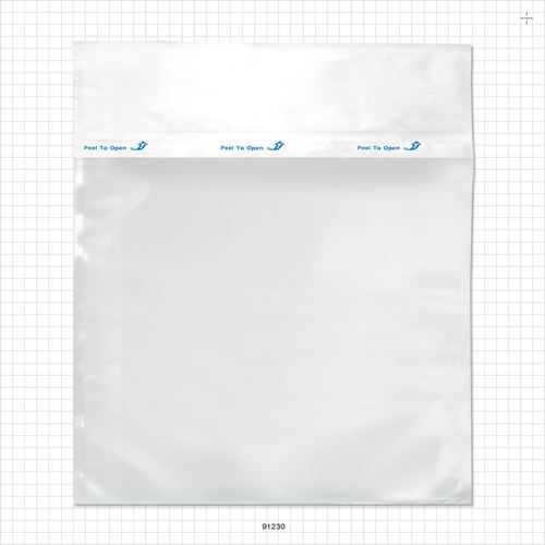 Breathable Pouch with Header - 91230