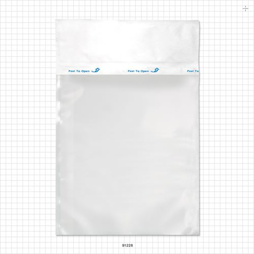 Breathable Pouch with Header - 91228