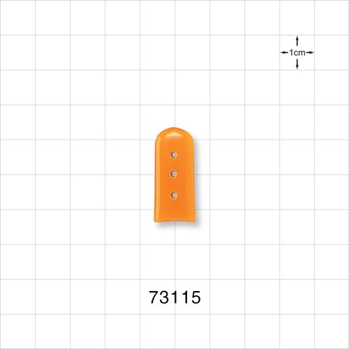 Instrument Guard, Vented, Orange - 73115