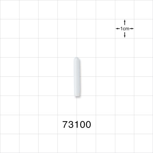 Instrument Guard, Non-Vented, White Opaque - 73100