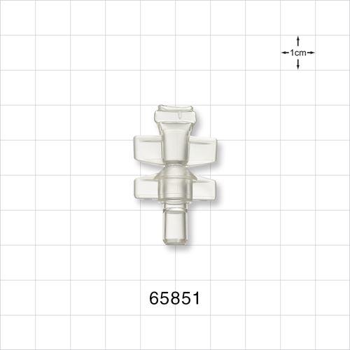 Bag Port, Twist-Off - 65851