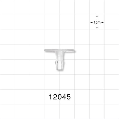 Flange with Barb - 12045