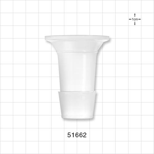 Sanitary Flange with Barb - 51662