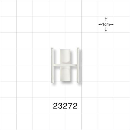 Oral Slip to Oral Slip Connector, White - 23272