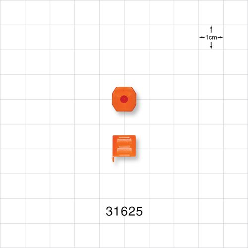 Cap, Orange - 31625
